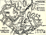 Battle of Ramillies - May 23, 1706