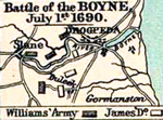 Battle of the Boyne - July 11, 1690