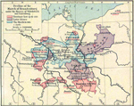 Decline of the March of Brandenburg under the Houses of Wittelsbach and Luxemburg, 1320-1415.