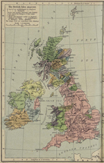 The British Isles 1300