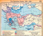 The Byzantine Empire 1265-1355