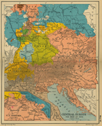 Central Europe 1866