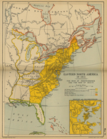 Eastern North America 1812