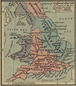 England after 886