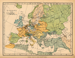 Europe in 1730