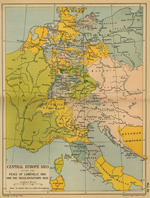 Central Europe 1803