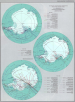 USA Antarctic Expeditions 1819-1968