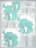 USA Arctic Expeditions 1850-1968