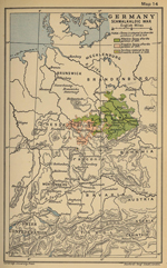 Germany - The Schmalkaldic War 1546-1547