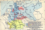III. The North German Federation and the German Empire 1866-1871.