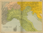 Northern Italy 1796-1797