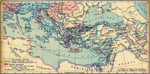 The Mediterranean Lands after 1204.