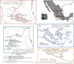 Mexico - Principal Independence Campaigns, 1810-1821