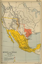 Mexico and Texas 1845-1848