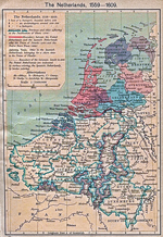 The Netherlands 1559-1609