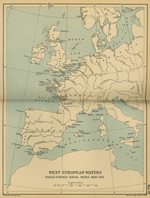 West European Waters 1689