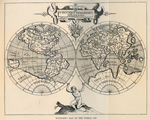 World Map 1598