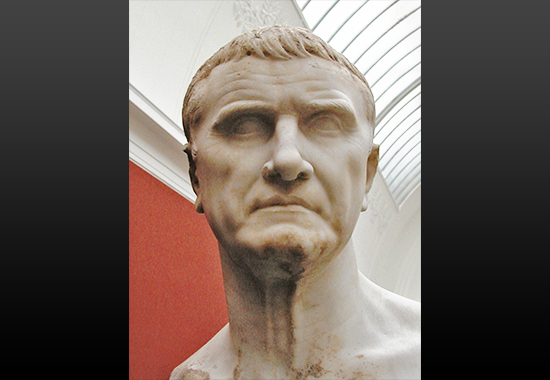 Marcus Licinius Crassus 115-53 BC