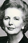 Margaret Thatcher (born 1925)