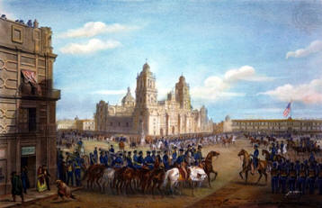 Mexican-American War, 1846 - 1848