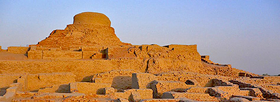 Ancient City of Mohenjo-Daro