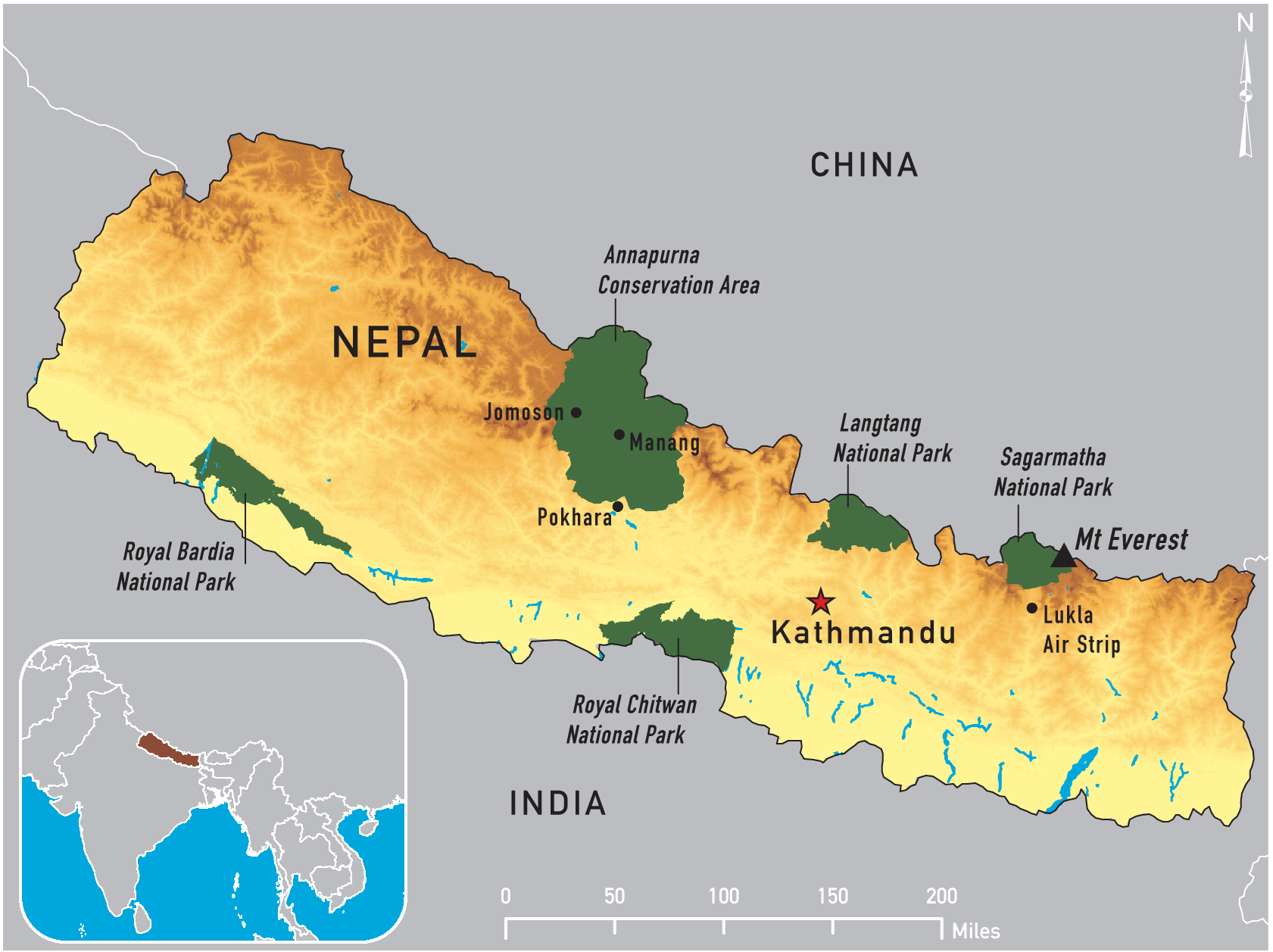 Nepal On World Map Related Keywords Nepal On World Map Long Tail Keywords K
