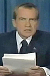 Nixon's Resignation Speech, August 8, 1974