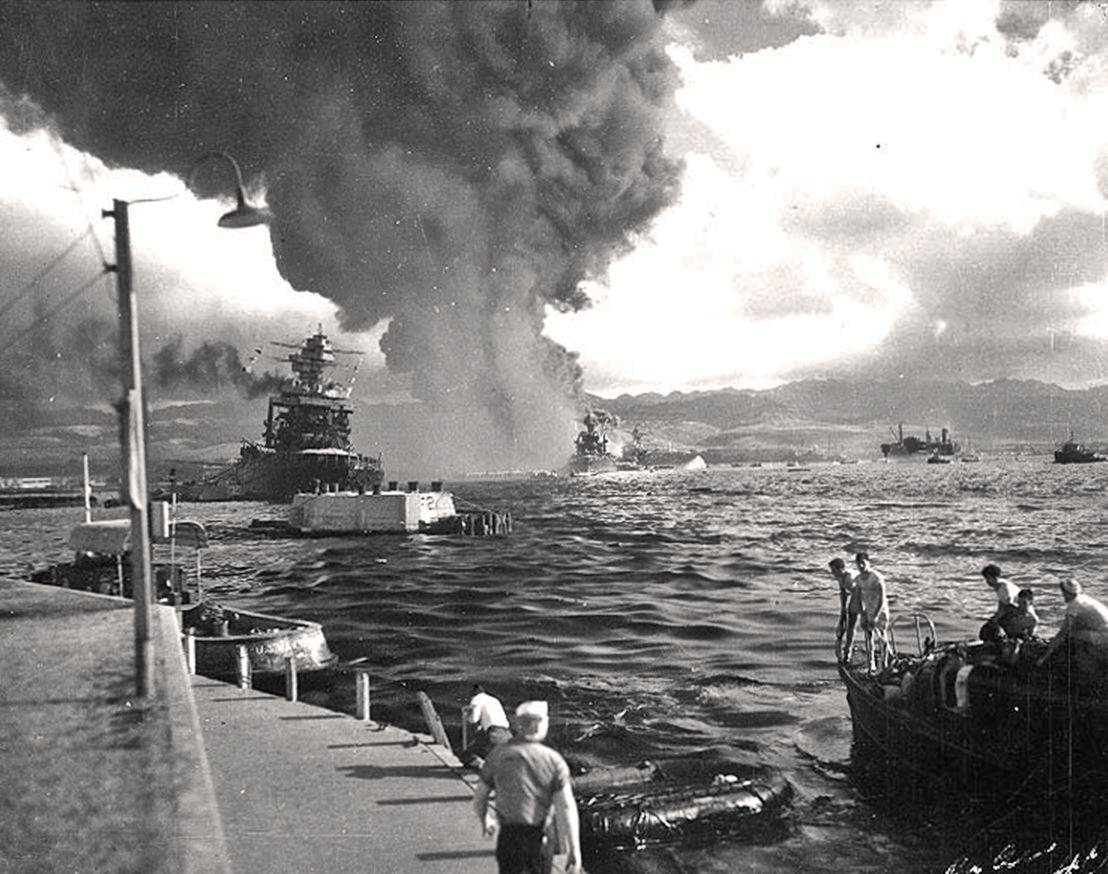 attack at pearl harbor The role of pearl harbor attack in the history of the united states of america   and, at the solicitation of japan, was still in conversation with its government and  its  uncounted hours went into cleaning the ships and otherwise getting them  ready  and what encouragement did japanese aggressors receive from  america.