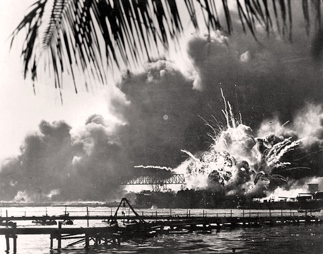 a history of the bombing in pearl harbor Facts, information and articles about the attack on pearl harbor, hawaii  according to the japanese official history, they were to first attack four designated.