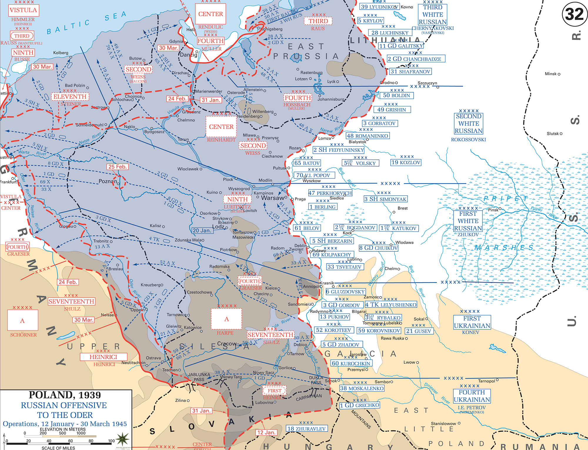 an analysis of russian wwii offensive of 1941