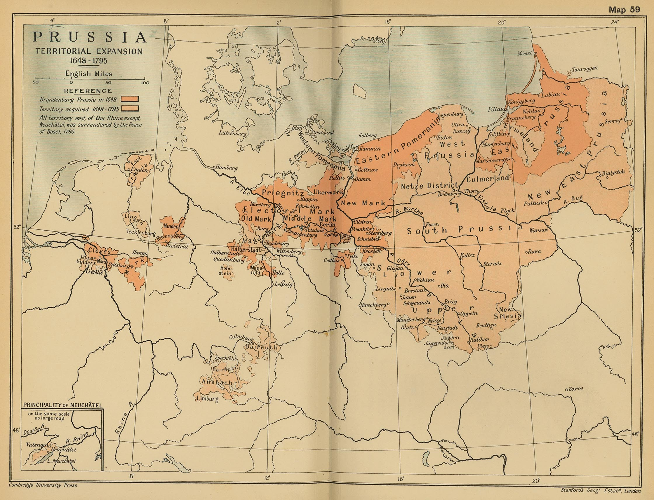 map of prussia   territorial expansion. of prussia   territorial expansion