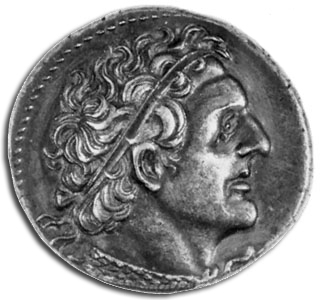 Ptolemy I Soter  367-282 BC