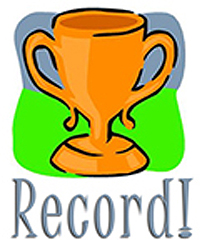 All-Time Records in History