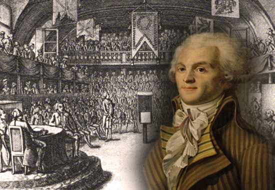 MAXIMILIEN ROBESPIERRE AND THE FRENCH NATIONAL CONVENTION
