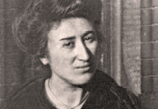 Rosa Luxemburg 1871 - 1919