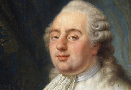 Royal Double Chin - Louis XVI, King of France and Navarre