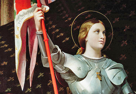 a biography of joan of arc and the downfall of the french woman Biography of joan of arc starting out in a maiden village, and more of a shock for being a woman, joan completely transform 1412 and died may 30,1431 at the age of 19 joan is a french national heroin and a.