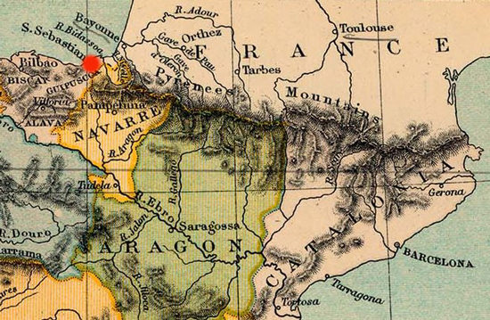 Mexico Map 1794.Timeline Of The French Revolutionary Wars 1794