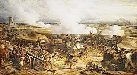 Capture of Ypres — June 17, 1794