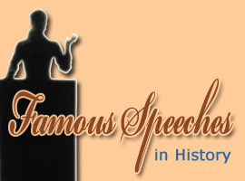 Famous Speeches in History