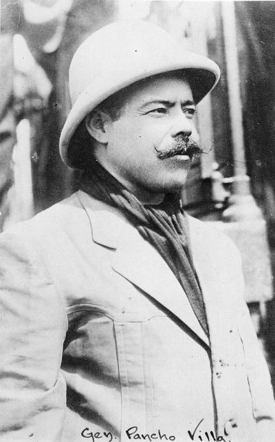 GENERAL PANCHO VILLA