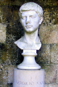 Virgil, 70 BC - 19 BC