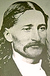 James Wild Bill Hickok 1837-1876