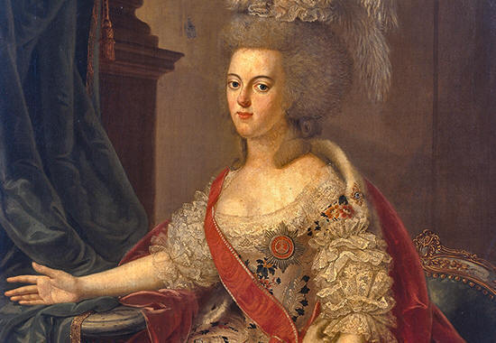 Frederika Sophia Wilhelmina of Prussia (1751-1820), wife of Willem V