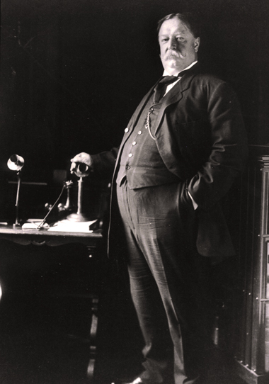 WILLIAM HOWARD TAFT 1857 - 1930