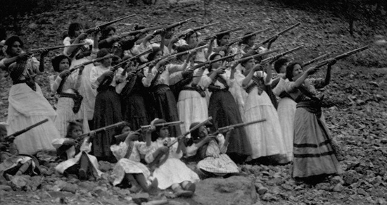 WOMEN OF THE MEXICAN REVOLUTION