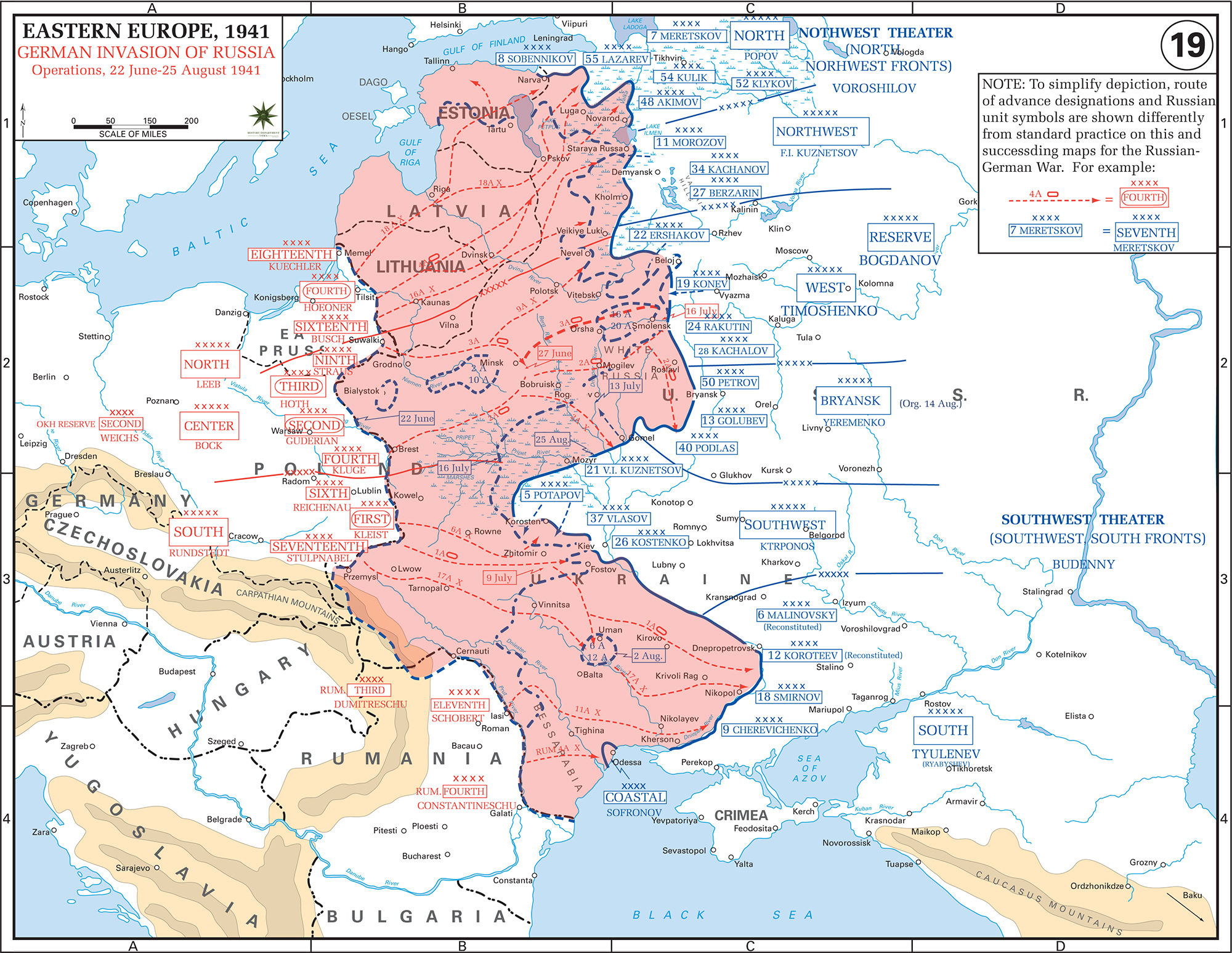WWII - German Invasion of ...