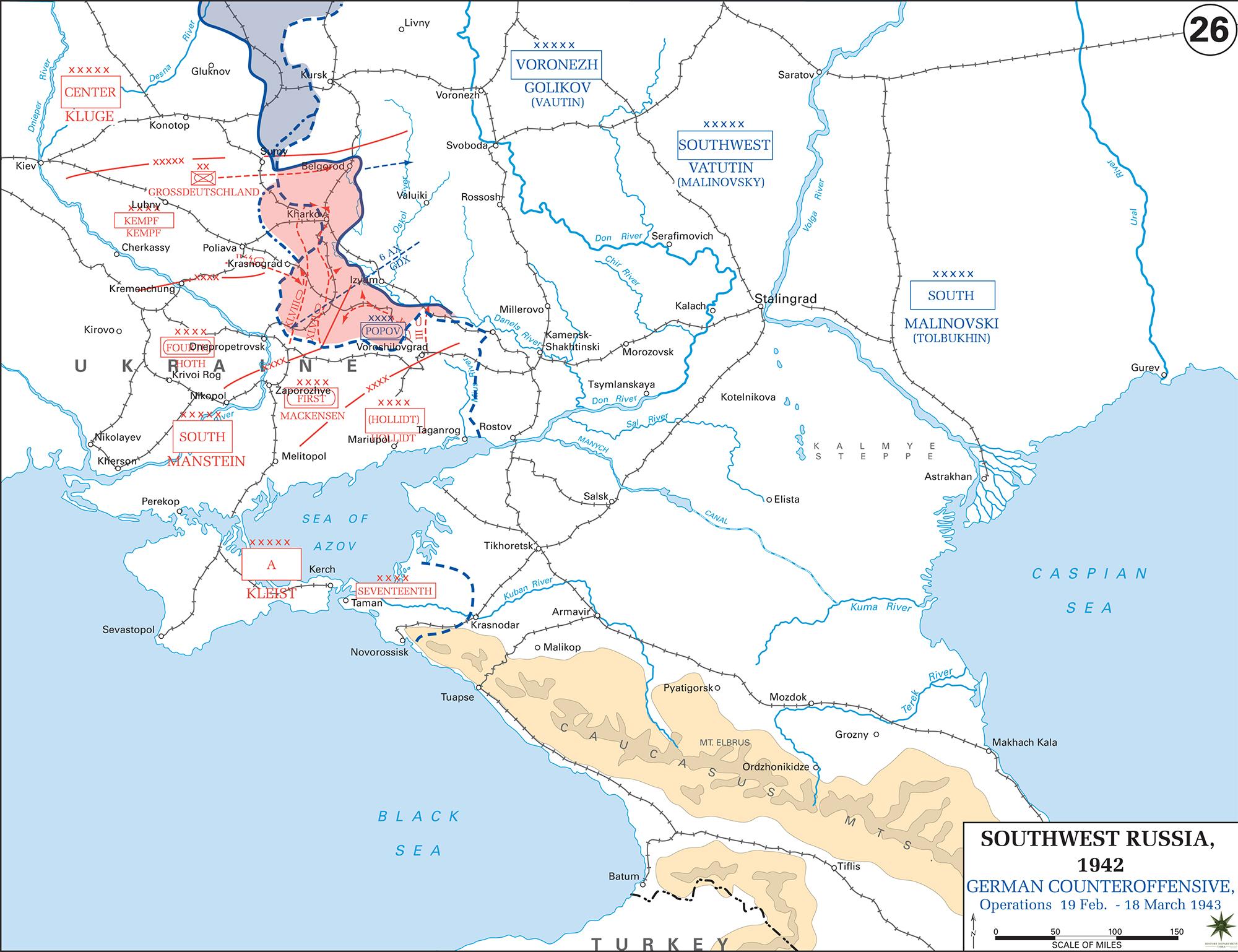 battle of stalingrad essay outline